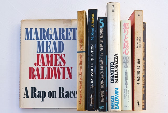 Margaret Mead, James Baldwin, A Rap on Race Revisited, 1971, in various languages